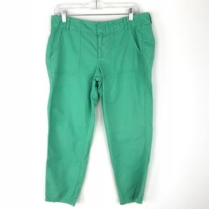 J.Crew Cargo Scout Chino Cropped Pants #355